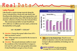 Environmental Science Real Data