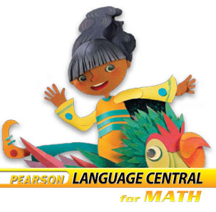 Language Central for Math