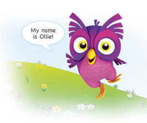 literacy elementary owl