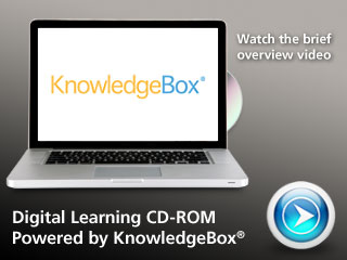 Digital Learning CD-ROM Powered by KnowledgeBox