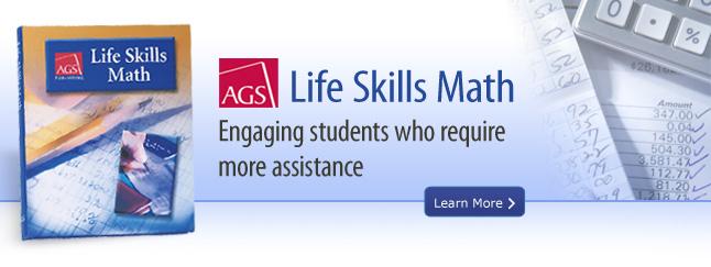 AGS Life Skills Math