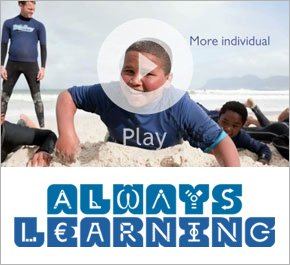 Play Pearson Always Learning Video