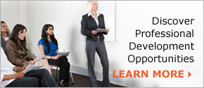 Discover Professional Development Opportunities
