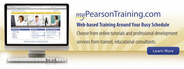 My Pearson Training