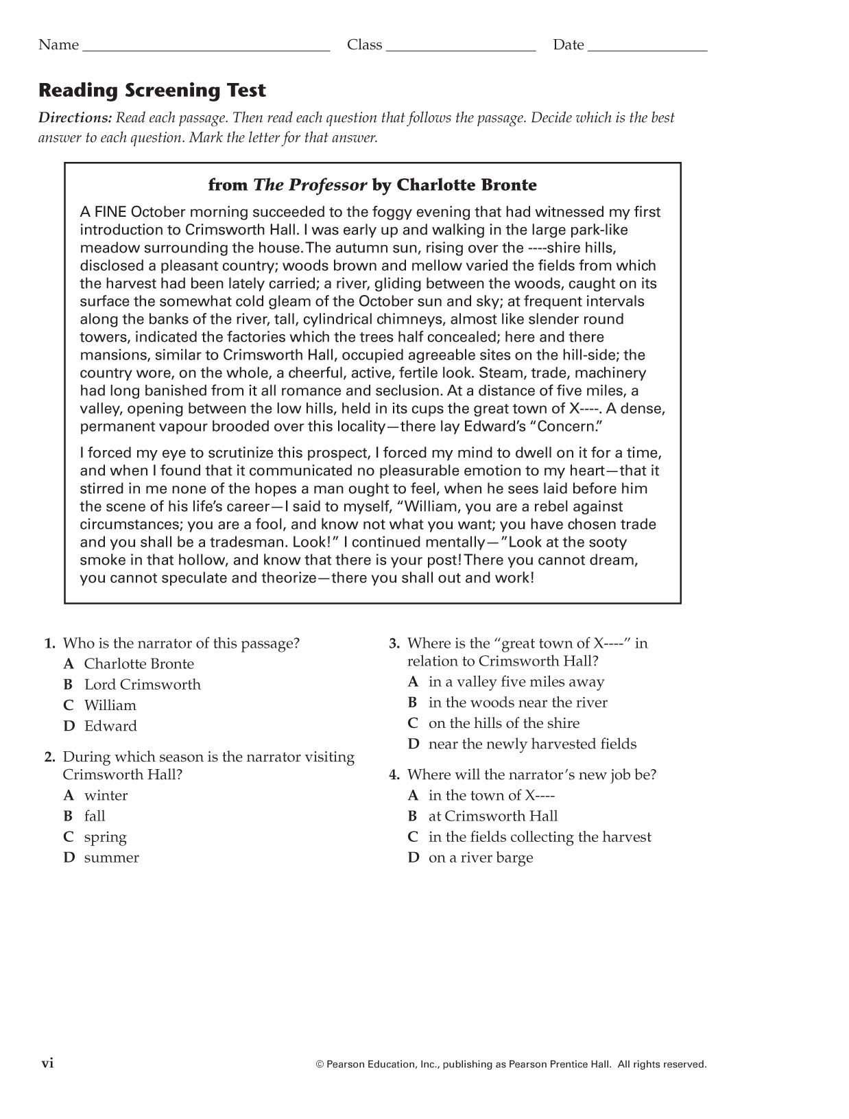 pearsonschool Prentice Hall United States History 2013 – Formal Assessment