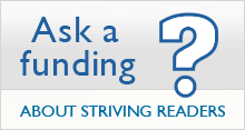 Ask a funding question