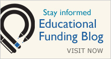 Stay informed Educational Funding Blog
