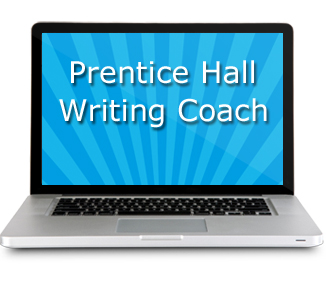 Prentice Hall Writing Coach - Lets Go Digital