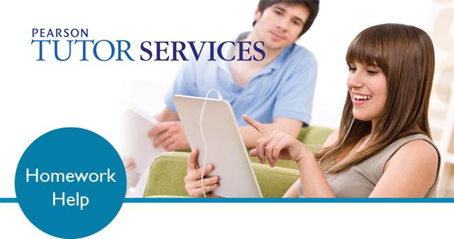 Pearson Tutor Services