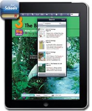 eText for iPad