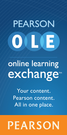 Pearson Online Learning Exchange