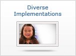 Diverse Implementations