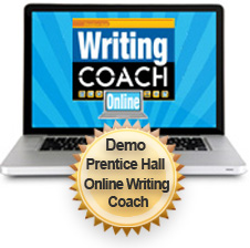 Texas Writing Coach : groundbreaking interactive online writing and ...