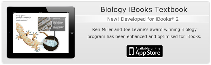 Biology iBooks Textbook