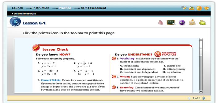 Pearson Integrated High School Math Common Core Program | Pearson ...