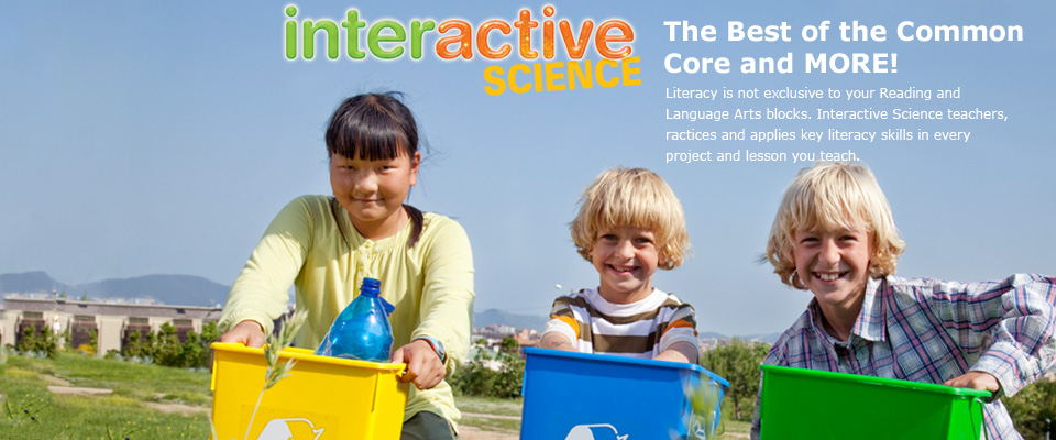 Interactive Science 2013 w Video: 