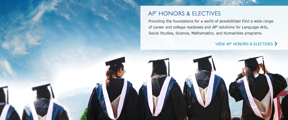 AP Honors and Elec: