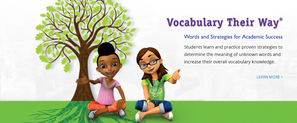 Vocabulary Their Way: Vocabulary Their Way