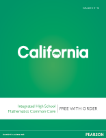 Integrated High School Mathematics Common Core