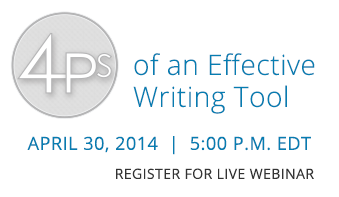 4ps of an Effective Writing Tool