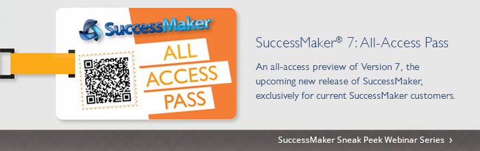 SuccessMaker 7: All-Access Pass