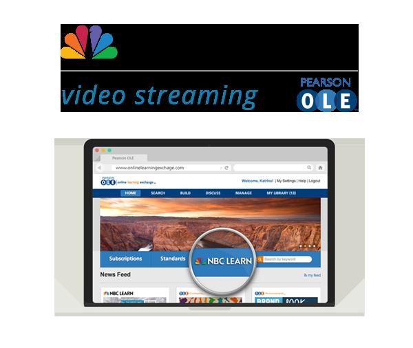 NBC Learn Streaming Videos