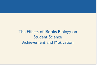 Read an efficacy study