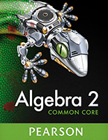 Pearson Algebra 2 Common Core Edition