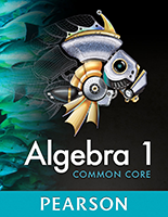 Pearson Algebra 1 Common Core Edition