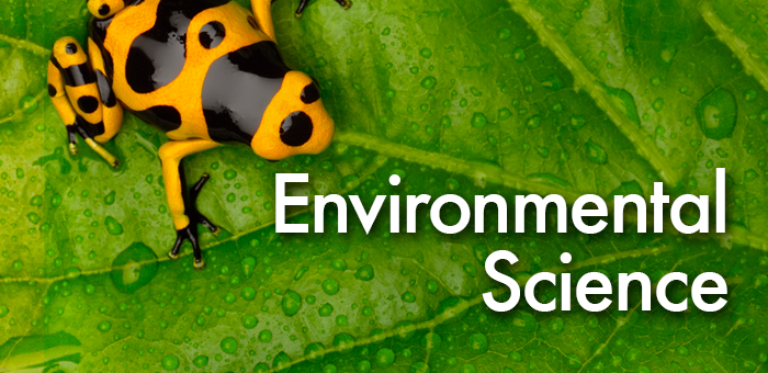 Environmental Science: Your World, Your Turn