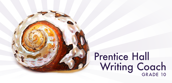 Prentice Hall Writing Coach - Grade 10