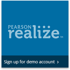 Sign up for demo account