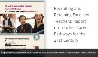 Recruiting and Retaining Excellent Teachers Report