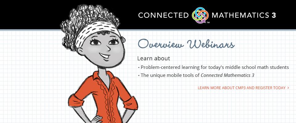CMP3 Overview Webinar: