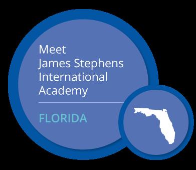 Meet James Stephens International Academy. FLORIDA