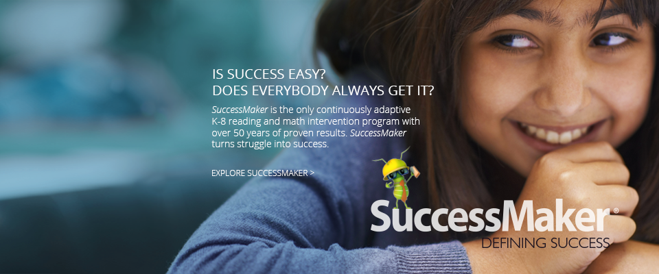 SuccessMaker 8: