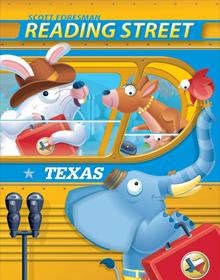Texas Reading Street