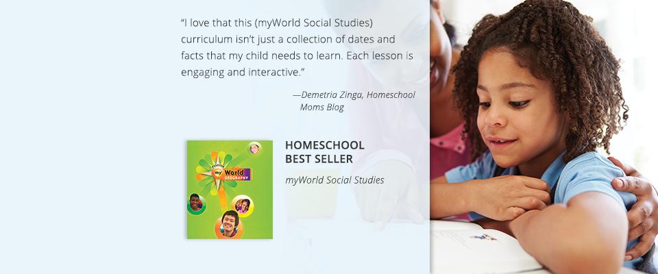 Myworld Social studies Banner: