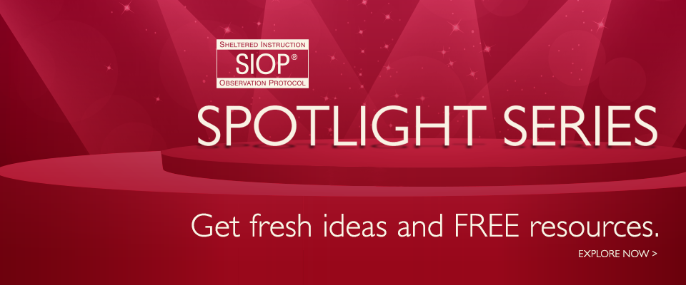 SIOP Spotlight Series: