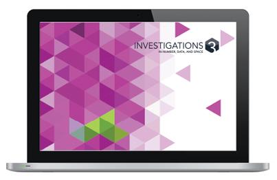 Investigations 3 Webinars
