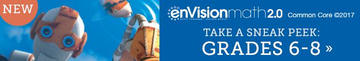 enVisionmath2.0 Common Core, Grades 6-8