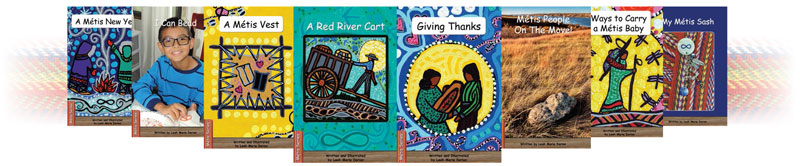strong readers - métis series