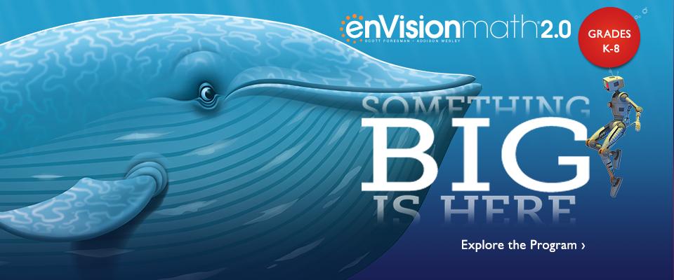 enVisionmath2.0 K-8: