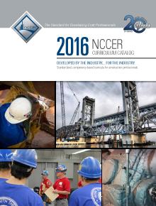 2016 NCCER Catalog