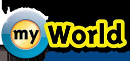 myWorld Social Studies logo