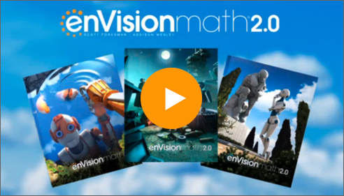 enVisionmath2.0 Common Core Grades 6-8, Play Video