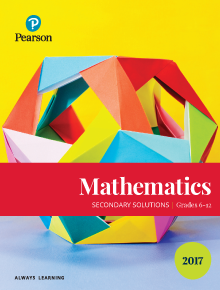 Secondary Mathematics Solutions