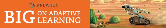 Knewton - BIG on adaptive learning