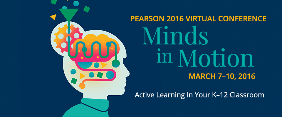 Pearson 2016 Virtual Conference: