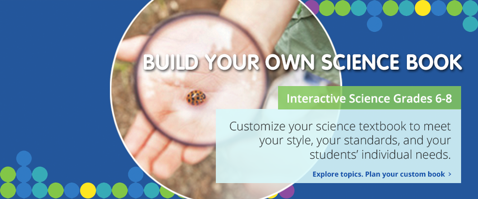 Interactive Science BYOB: